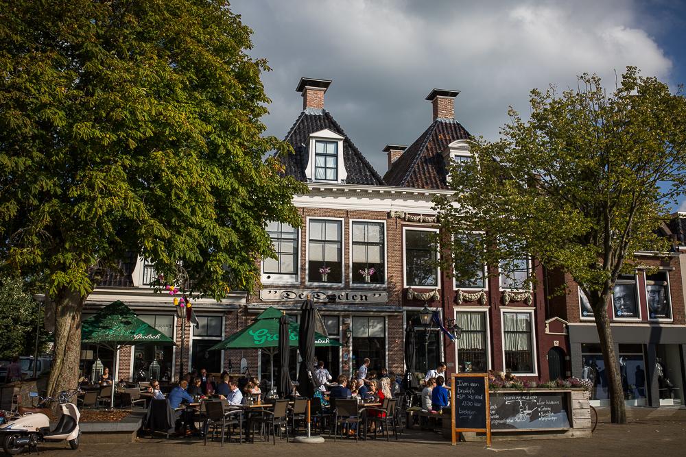 Bruidsfotografie Franeker Friesland