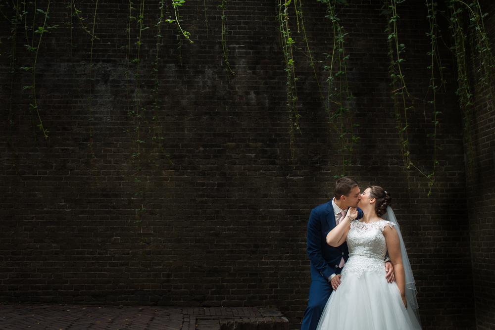 Bruidsfotografie Naarden-Vesting