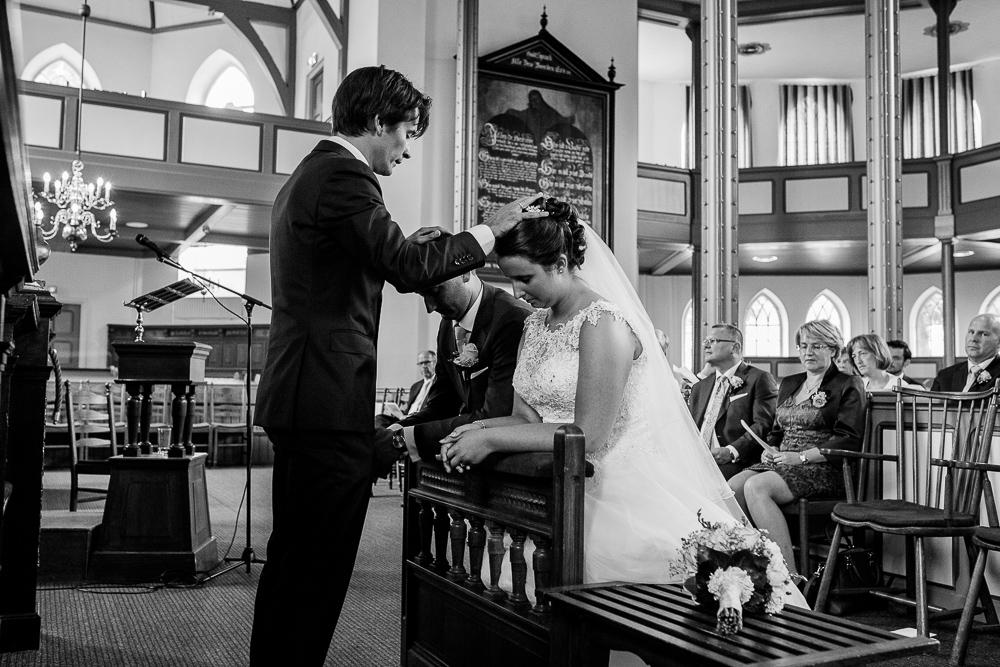 trouwen in de Oude Kerk Huizen