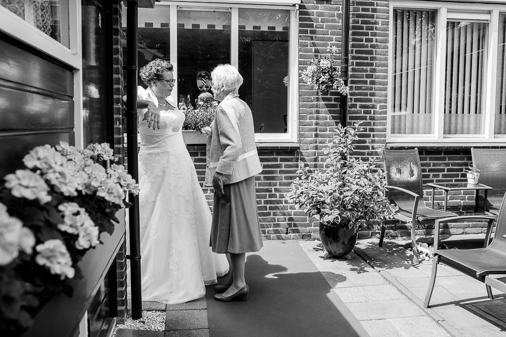 Bruidsfotografie Kasteel Montfoort