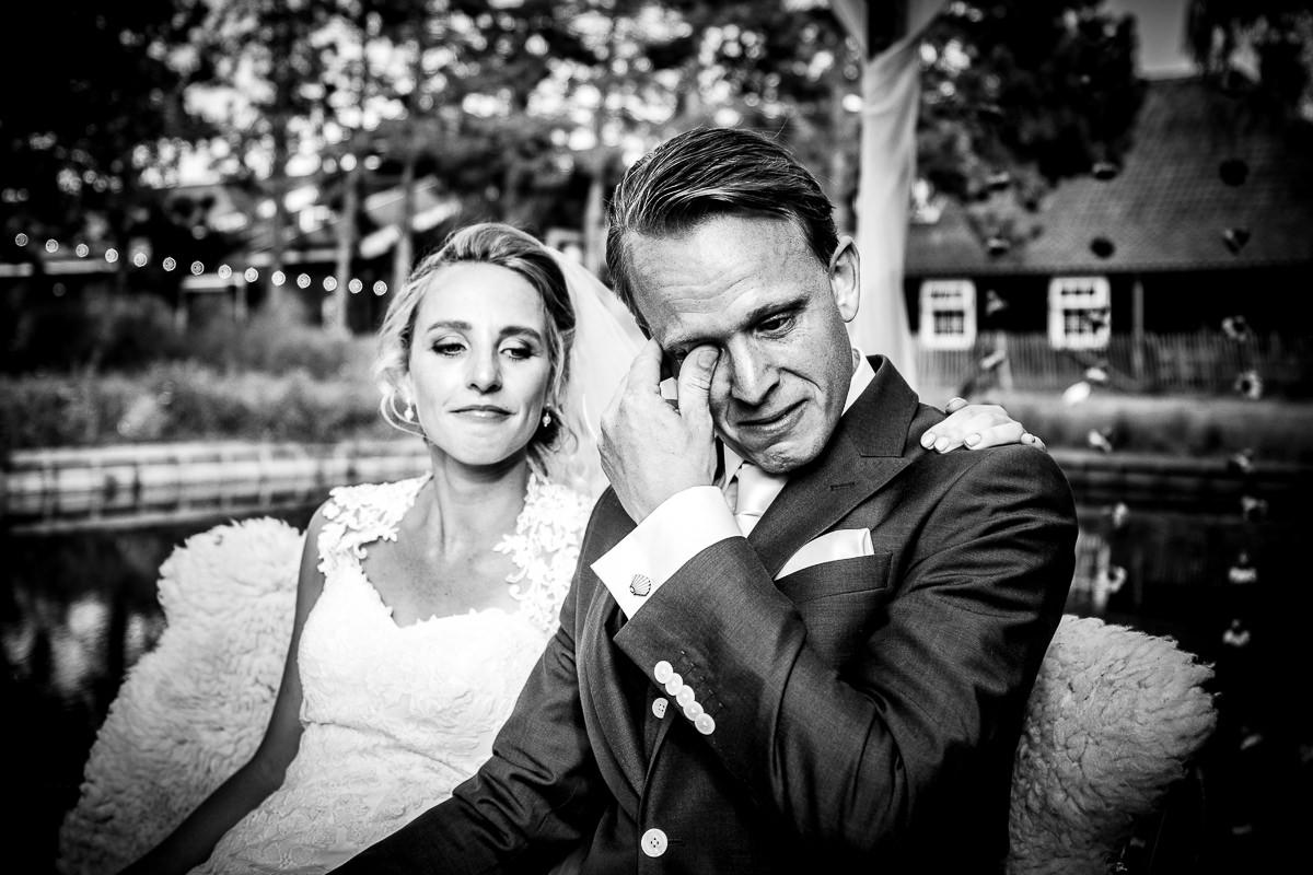 Trouwfotograaf Castricum Ruiterhuys