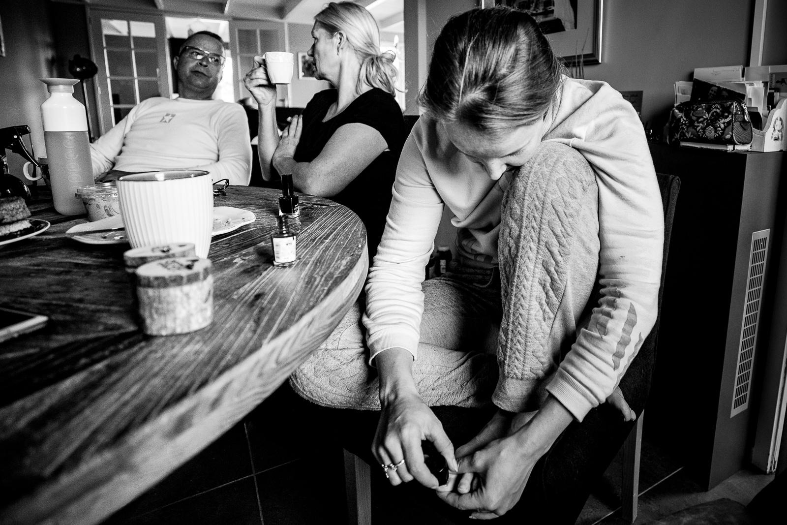 Trouwfotograaf Friesland Boho Bruiloft