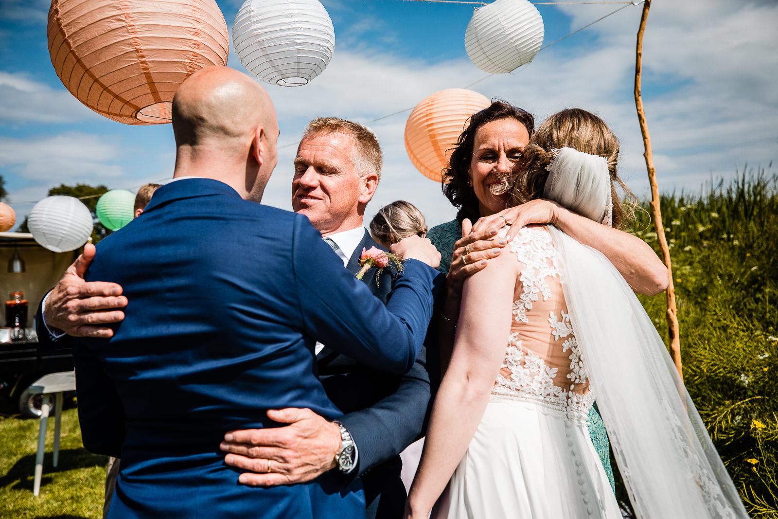 Buiten trouwen Fort Altena Werkendam