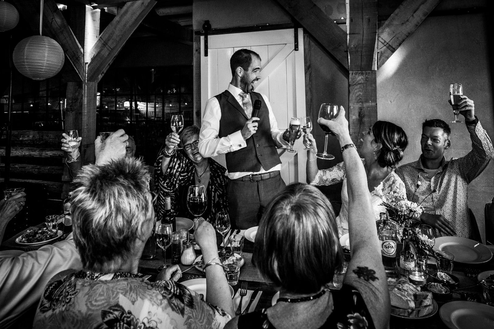 Bruidsfotograaf Castricum