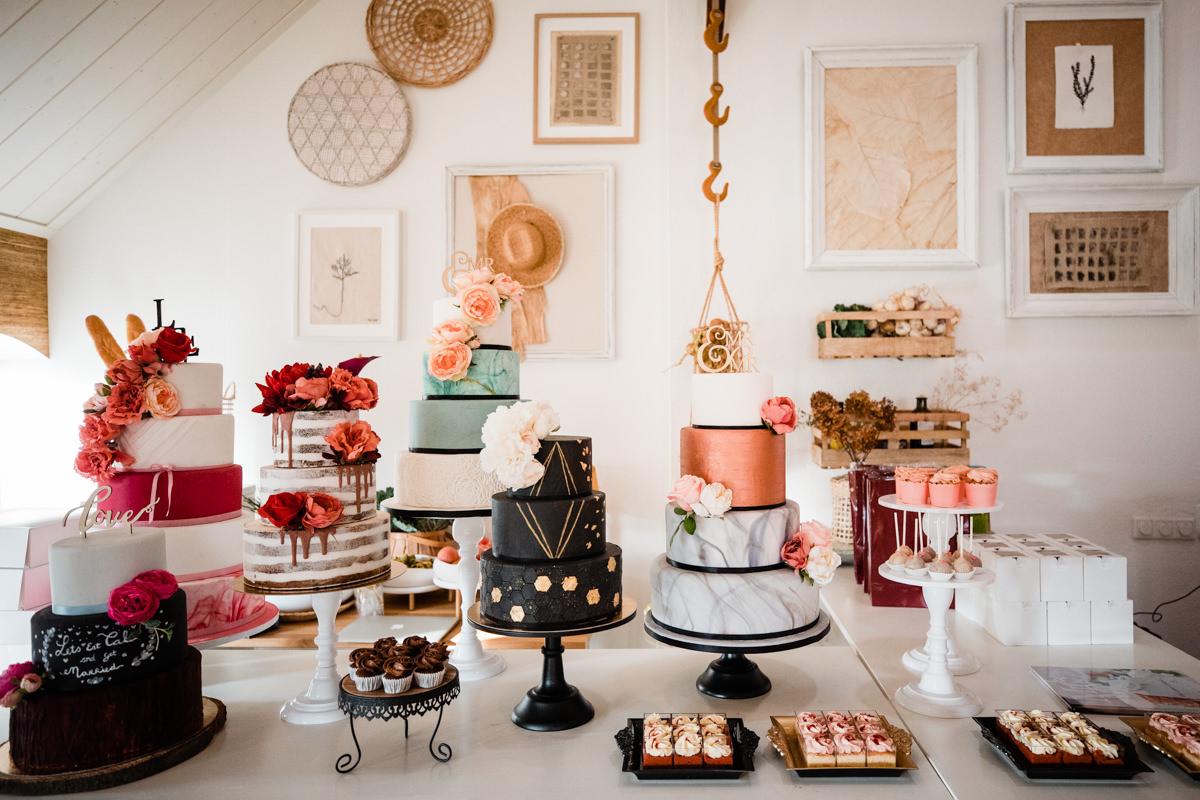 We Love Cakes Bruidstaarten