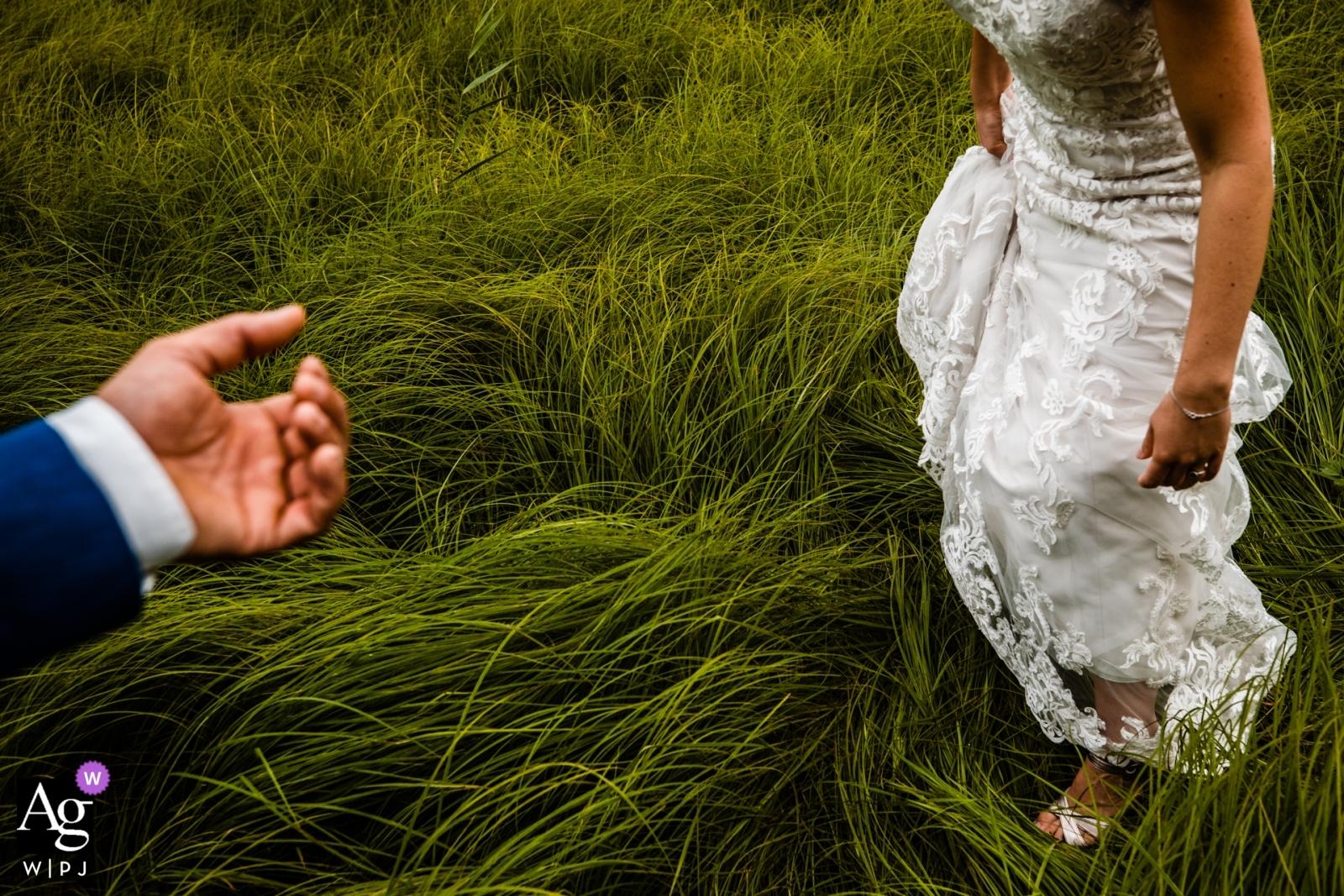bruidsfotograaf Amsterdamse Bos