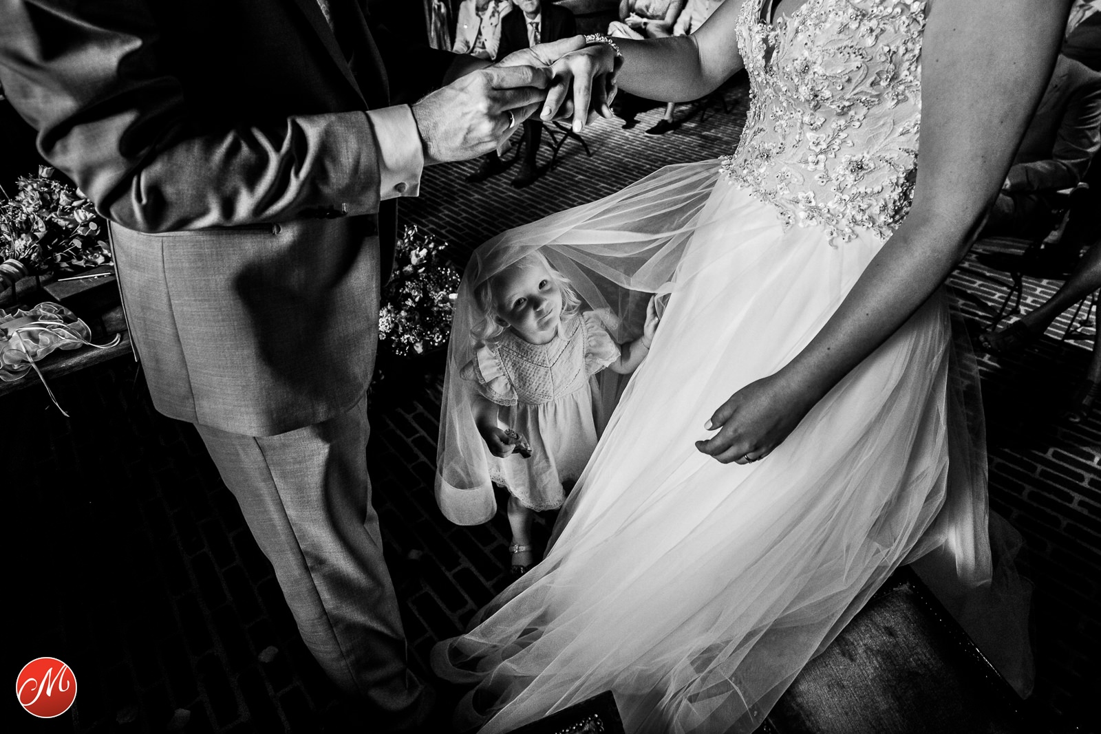 Bruidsfotografie Karin Bunschoten