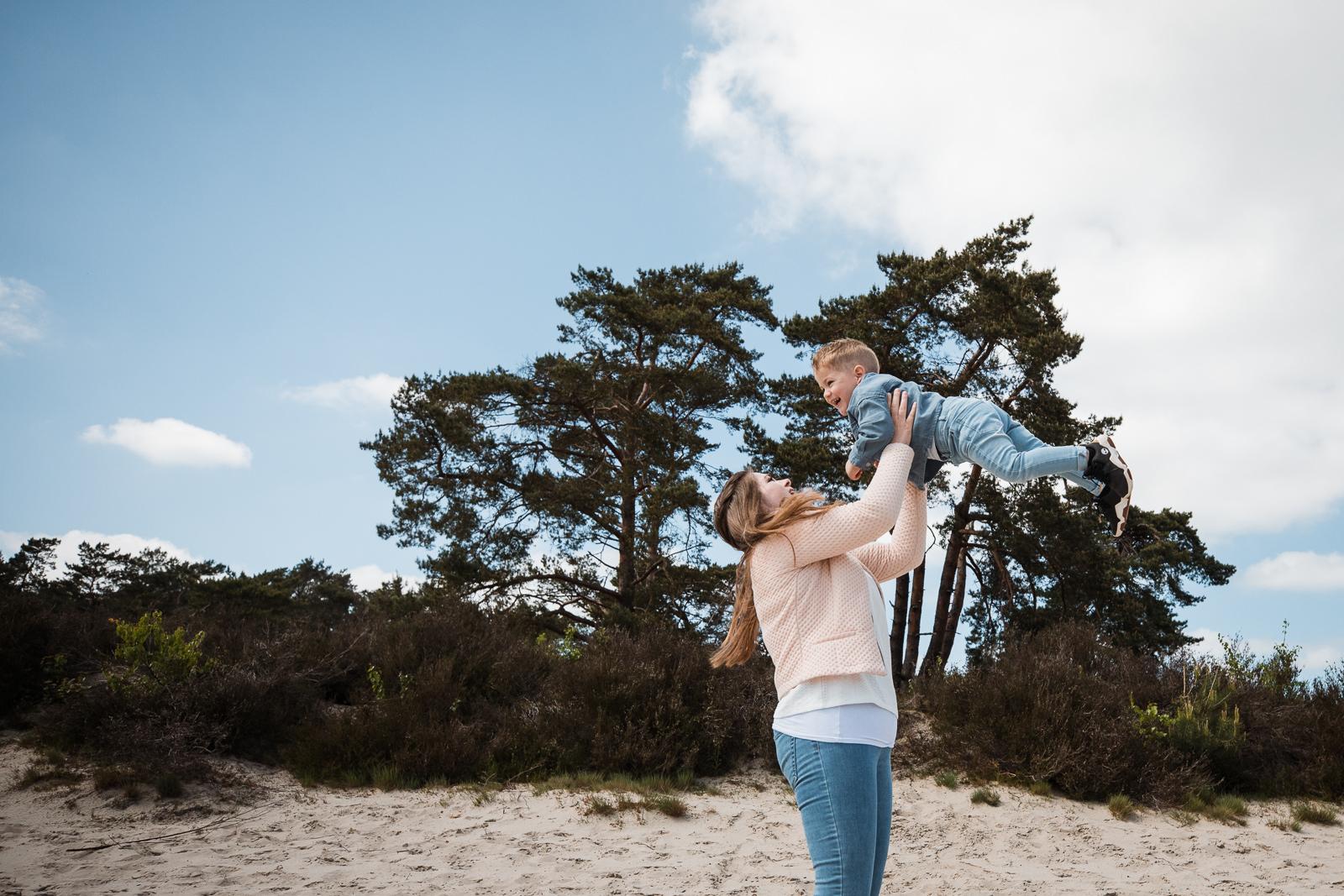 Portretfotograaf Soesterduinen